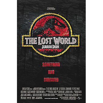 الحديقة الجوراسية العالمية المفقودة (العادية) ملصق السينما الأصلي