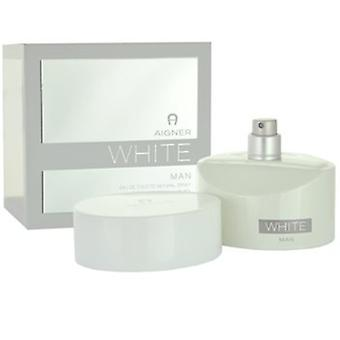 Etienne Aigner Aigner White Man Eau de Toilette 125ml EDT Spray