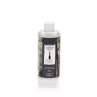 Ashleigh e Burwood Perfumado Home Reed Difusor Refil Garrafa 300ml Home Fragrância Floresta Encantada
