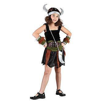Bristol novinkou děti Viking dívčí kostým