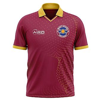 2019-2020 West Indies Cricket Concept Shirt - Womens