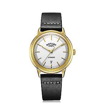 Rotary GS05343-03 Gold Tone Avenger Wristwatch