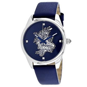 Jean Paul Gaultier Women's Navy Tatoo Blue Dial Watch - 8502413