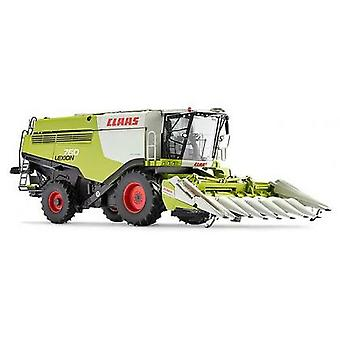 Wiking  Wiking Claas Lexion 760 Combine  1:32  7340