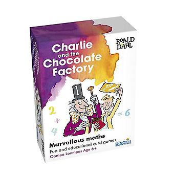 Charlie & the Chocolate Factory Marvellous Maths 3 card games Key stage 1 2 Age 6+