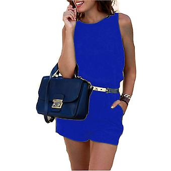 Vincenza womens vibrant bright colour shorts belt