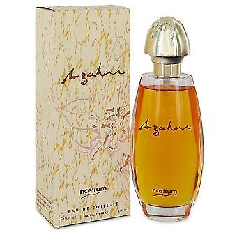 Azahar by Nostrum Eau De Toilette Spray (Factory lowfilled) 3.4 oz / 100 ml (Women)