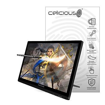 Celicious Matte Anti-Glare Film Protector Compatible with Huion Kamvas GT-191 [Pack of 2]