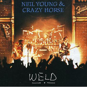 Neil Young - Weld [CD] USA import