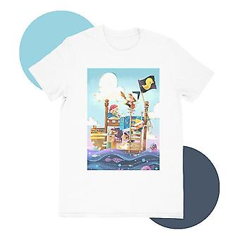 Att utforska t-shirt
