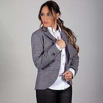CLAUDIO LUGLI Arizona Dogtooth Ladies Jacka