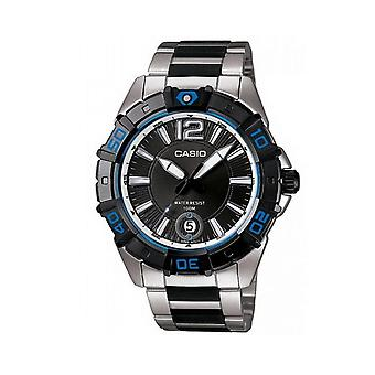 Casio Mens Boys Uhr Digitale Uhren Analoge DATUM LeuchtenMT-1070D-1A1V