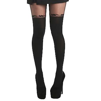 Pamela Mann Squirrel Over The Knee Tights - Hosiery Outlet