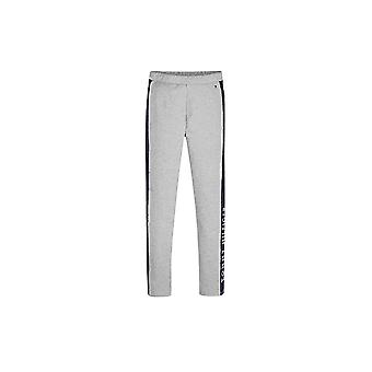 Tommy Hilfiger meisjes Tommy Hilfiger meisje ' s Grey tape through logo leggings