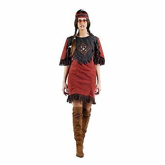 Intian Nscho Tschi hyvät puvut Squaw folklore naisten puku
