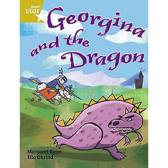 Rigby Star Independent Gold Reader 1 Georgina and the Dragon by Margaret Ryan