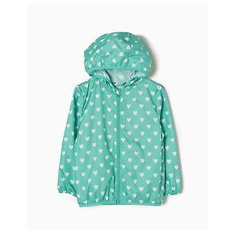 Zippy Love Hart Polka Dot Coat