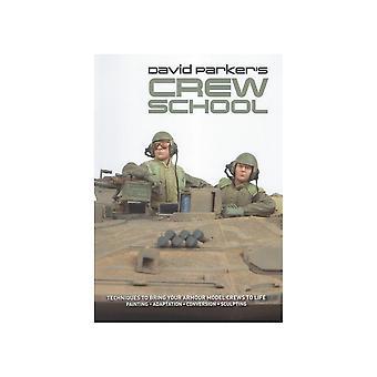 كتاب - الطائرات والنماذج AVF ديفيد باركر & أبوس ومدرسة الطاقم - كتاب