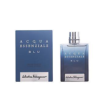 Salvatore Ferragamo Acqua Essenziale Blu Edt Spray 100 Ml miehille