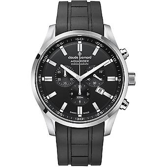 Claude Bernard - Horloge - Mannen - Aquarider - 10222 3CA NV
