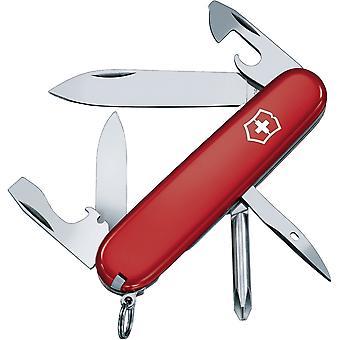 Victorinox Sveitsin armeija pieni Tinker Pocket veitsi-punainen