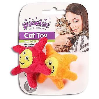 Pawise Juguetes Hi-Pile Gatos Pajaro (Gatti , Giochi , Peluche e piume)