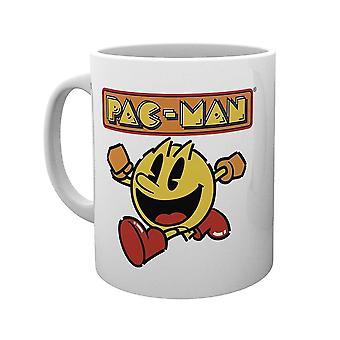 Pac-Man Run Mok