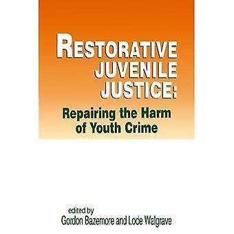 Restorative Juvenile Justice: Repairing the Harm of Youth Crime: Repairing the Harm of Youth Crime