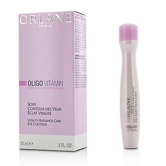 Oligo vitamin vitality radiance care eye contour 15ml/0.5oz