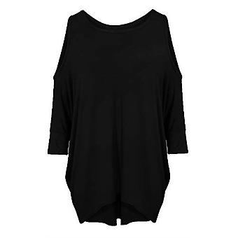 Ladies Oversized Cut Out Tunic