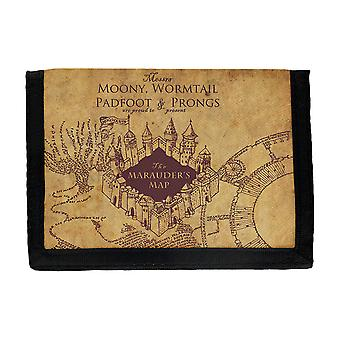 Harry Potter Marauder's Cartera de mapas