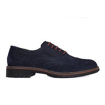 IGI&CO Escova Blu 8681BLU universal todos os anos sapatos masculinos