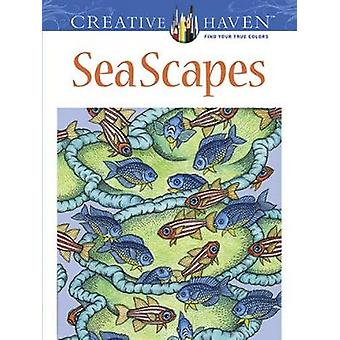 Creative Haven Seascapes Coloring Book by Patricia J. Wynne - 9780486