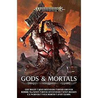 Gods and Mortals by Guy Haley - 9781784969929 Book