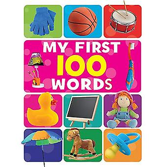 My First 100 Words by Pegasus - 9788131939802 Book