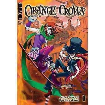 Orange Crows Manga by Ryo Kawakami - 9781427812285 Book