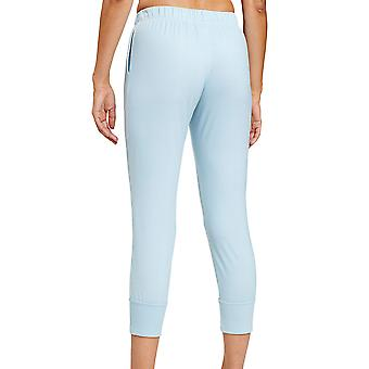 1202065-16577 Femmes-apos;s Be Happy Blue Mini Dots Pyjama Pant