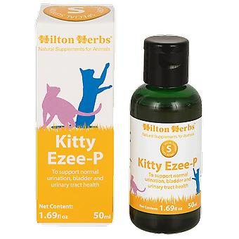 Hilton Herbs Kitty Ezee-P 50 ml (Chats , Suppléments)