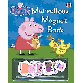 Peppa Pig Marvellous Magnet Book