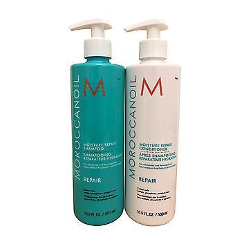 Moroccanoil Moisture Repair Shampoo & Conditioner DUO 16.9 OZ Each