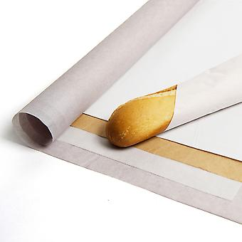 Weller Bleached White Greaseproof Paper Sheets