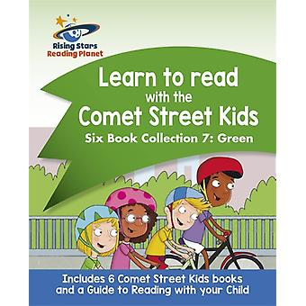 Reading Planet Learn to read with the Comet Street Kids Six Book Collection 7 Green