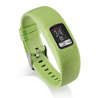 for Garmin Vivofit 4 Strap Band Replacement Wristband Bracelet Classic Buckle[Green,Does Not Apply]