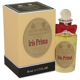 Iris Prima Eau De Parfum Spray By Penhaligon's 1.7 oz Eau De Parfum Spray