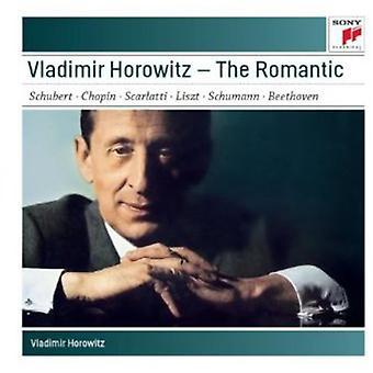 Vladimir Horowitz-The Romantic [CD] USA import