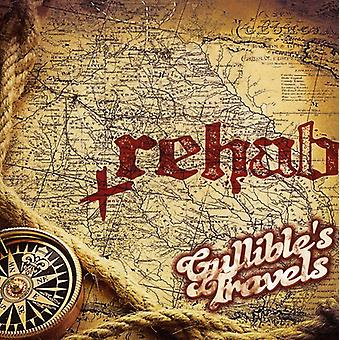 Rehab - Gullible's Travels. [CD] USA import