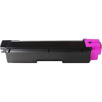 RudyTwos erstatning for Kyocera TK - 580M Toner patron Magenta kompatibel med Mita FS-C5150, FS-C5150DN, FS-C5150N
