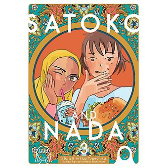 Satoko and Nada Vol. 3 by UPECHIKA