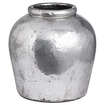 Hill interiør metallic keramisk vase