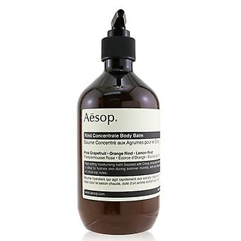 Aesop Rind koncentrátum Body balzsam 500ml/17oz